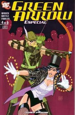 Green Arrow Especial (2006-2007) (Grapa 72 pp) #4