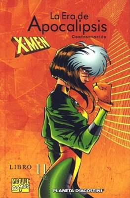 X-Men. La Era de Apocalipsis (Cartoné 96-128 pp) #11