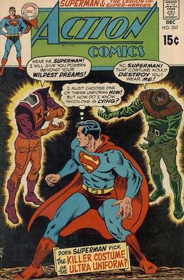 Action Comics Vol. 1 (1938-2011; 2016-) (Comic Book) #383