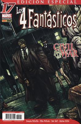 Los 4 Fantásticos Vol. 6. (2006-2007) Edición Especial (Grapa) #17