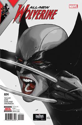 All-New Wolverine (2016-) (Comic book) #24