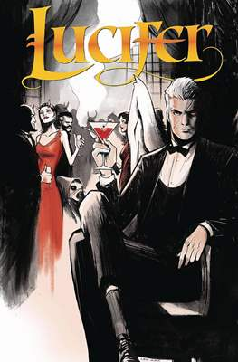 Lucifer Vol 2 (Comic Book) #19