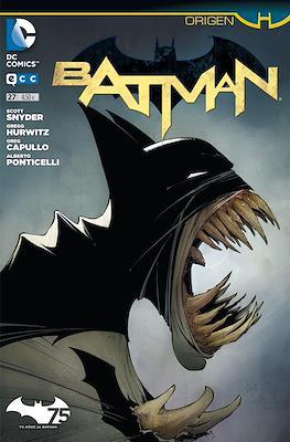 Batman: Nuevo Universo DC / Renacimiento (Grapa) #27