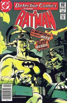 Detective Comics Vol. 1 (1937-2011; 2016-) (Comic Book) #510