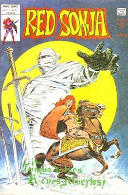 Red Sonja (1978-1979) (Grapa 40 pp) #11