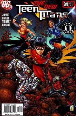 Teen Titans Vol. 3 (2003-2011) (Comic Book) #34