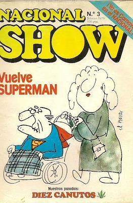 Nacional Show #3