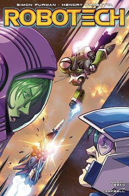 Robotech (Comic Book) #15