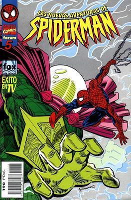 Las nuevas aventuras de Spiderman #5
