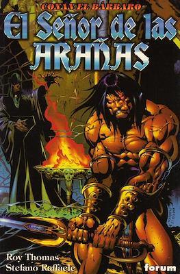 Conan el Bárbaro. El Señor de las arañas