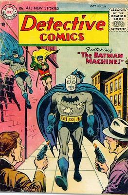 Detective Comics Vol. 1 (1937-2011; 2016-) (Comic Book) #224