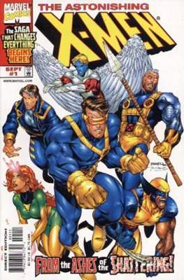 The Astonishing X-Men (Comic Book) #1