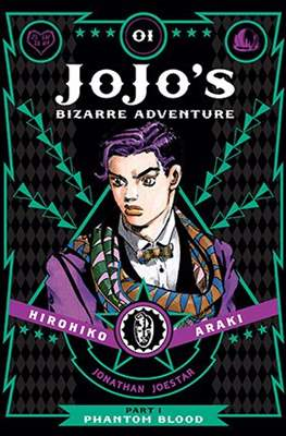 JoJo's Bizarre Adventure: Part 1--Phantom Blood (Hardback) #1
