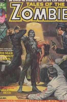 Tales Of The Zombie (Magazine) #6