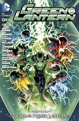 Green Lantern. Nuevo Universo DC / Hal Jordan y los Green Lantern Corps. Renacimiento (Grapa) #17