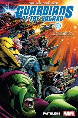 Guardians of the Galaxy (2019-...) (Softcover 144-168 pp) #2