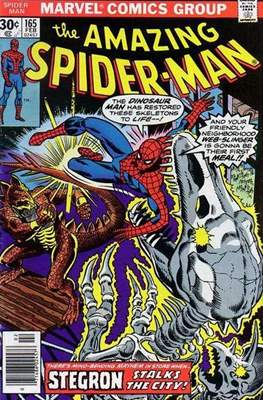 The Amazing Spider-Man Vol. 1 (1963-2007) (Comic-book) #165