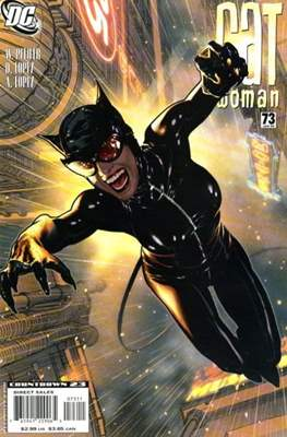 Catwoman Vol. 3 (2002-2008) (Comic Book) #73