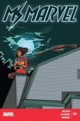 Ms. Marvel (Vol. 3 2014-2015) (Grapa) #11