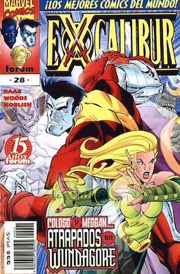 Excalibur Vol. 2 (1996-1999) (Grapa 24 pp) #28