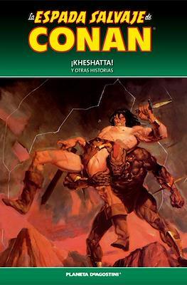 La Espada Salvaje de Conan (Cartoné 120 - 160 páginas.) #78
