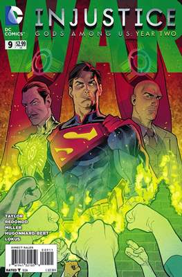 Injustice: Year Two Vol 1 #9
