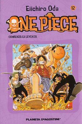 One Piece (Rústica con sobrecubierta) #12