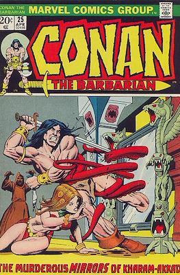 Conan The Barbarian (1970-1993) (Grapa, 32 págs.) #25