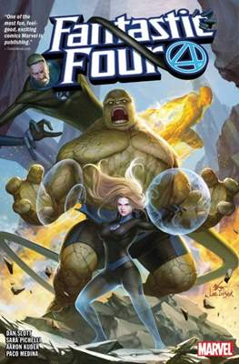 Fantastic Four Vol. 6 (2018-...)