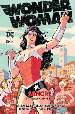 Wonder Woman: Sangre – La saga completa (Cartoné 816 pp)