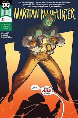 Martian Manhunter Vol. 5 (2018-...) #2