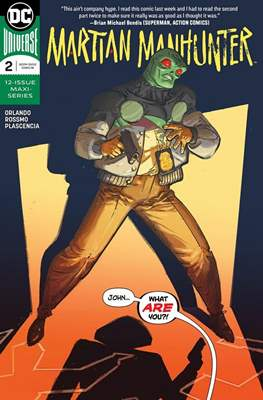 Martian Manhunter Vol. 5 (2018-...) (Comic Book) #2