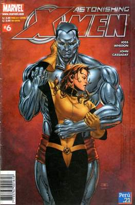 Astonishing X-Men (Grapas) #6