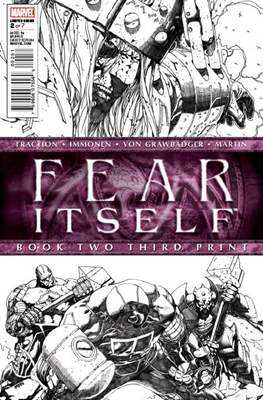 Fear Itself (Variant Cover) (Comic Book) #2.2