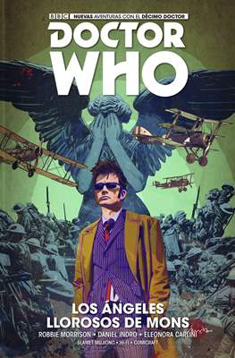 Doctor Who: El Décimo Doctor (Rústica 124 pp) #2