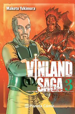 Vinland Saga (Rústica con sobrecubierta) #3