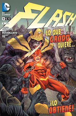 Flash. Nuevo Universo DC / Renacimiento (Rústica / Grapa.) #3