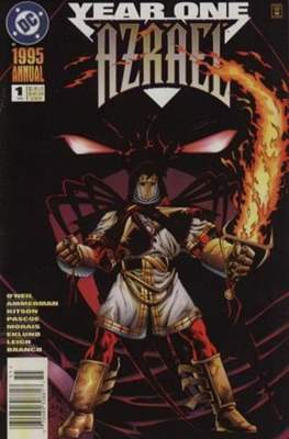 Azrael Annual Vol. 1 (Comic Book) #1