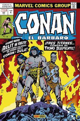 Conan el Bárbaro. Marvel Omnibus (Cartoné 776-856 pp) #4