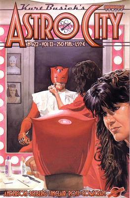 Astro City vol. 2 (1998-2001) (Grapa 24 pp) #22