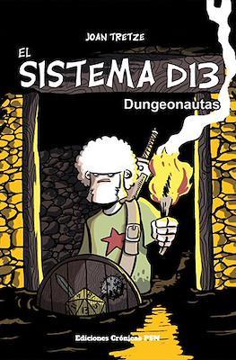 El Sistema D13. Dungeonautas (Rústica 80 pp) #