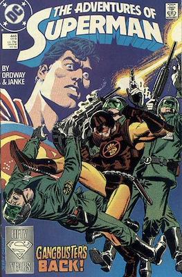 Superman Vol. 1 / Adventures of Superman Vol. 1 (1939-2011) (Comic Book) #446