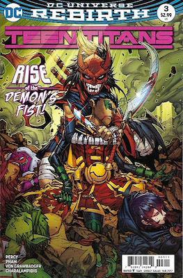 Teen Titans Vol. 6 (2016-2020) #3