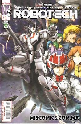 Robotech (Grapa) #1