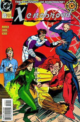 Xenobrood (Comic-book. 32 pp) #0