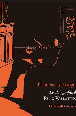 Crímenes y castigos (Rústica 96 pp) #
