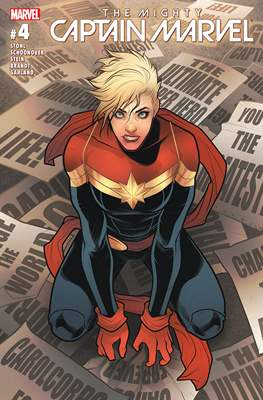 The Mighty Captain Marvel (2017-) #4