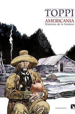 Americania: Historias de la frontera (Cartoné 208 pp) #