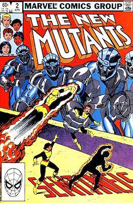 The New Mutants (Grapa) #2