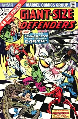 Giant-Size Defenders (Comic-Book) #3